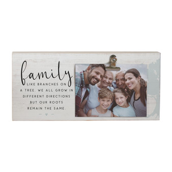 Family Like Branches - Picture Clip