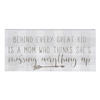 Mom Messing Up - Inspire Board