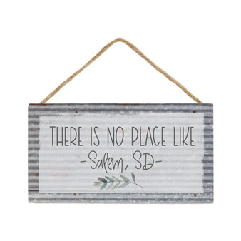 No Place Like PER - Petite Hanging Accent