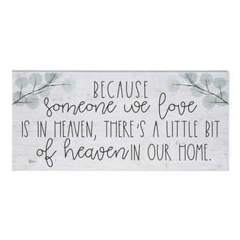 Heaven In Our Home - Inspire Board