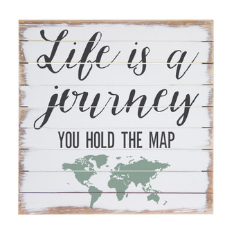 Life Is A Journey - Perfect Pallet