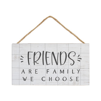 Friends Are Family - Petite Hanging Accent