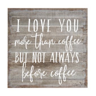Love You Coffee - Perfect Pallet