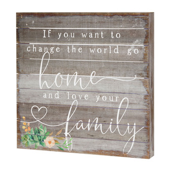 Love Your Family - Perfect Pallet
