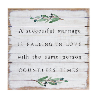 Successful Marriage - Perfect Pallet