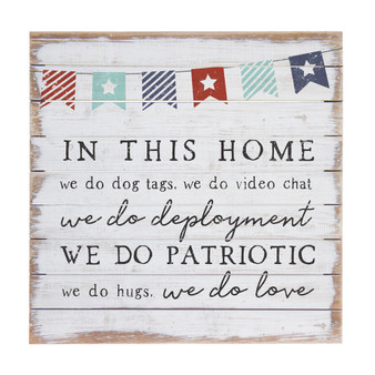 We Do Patriotic - Perfect Pallet