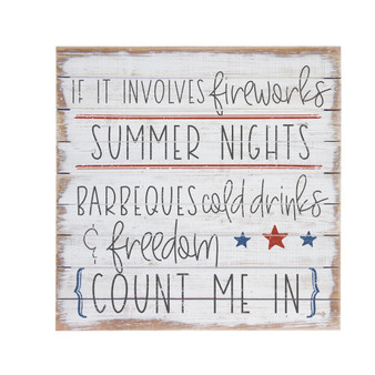 Summer Nights - Perfect Pallet