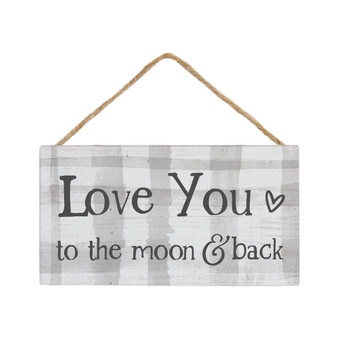 Love You To PER - Petite Hanging Accent