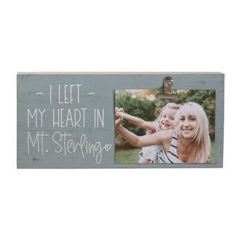 Left My Heart PER - Picture Clip
