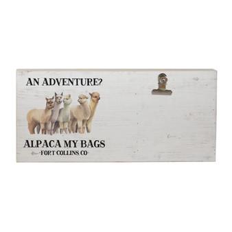 Alpaca My Bags PER - Picture Clip