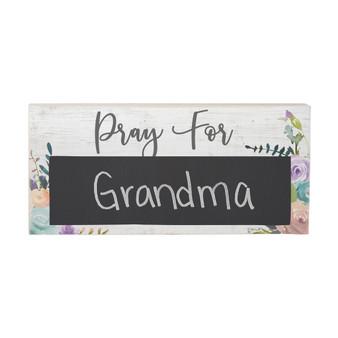 Pray For - Chalk Talk