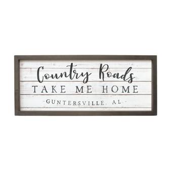 Country Roads PER - Farmhouse Frame