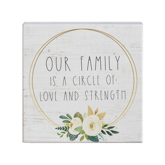 Our Family - Small Talk Square