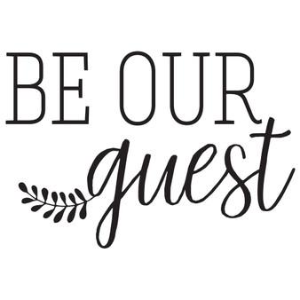 Our Guest - Mini Design