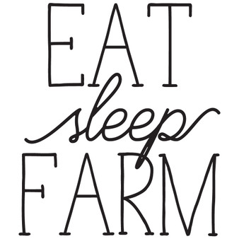Eat Sleep Per - Mini Design
