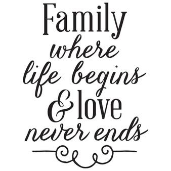 Family - Mini Design