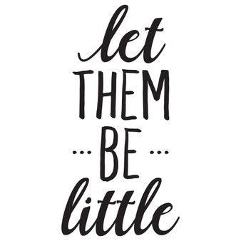 let them be little - Mini Design