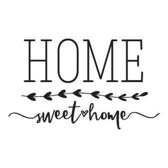 Home Sweet Home - Mini Design