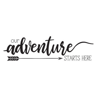 Our Adventure - Rectangle Design