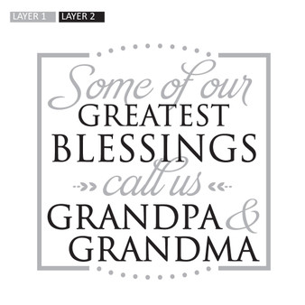Greatest Blessings PER - Square Design