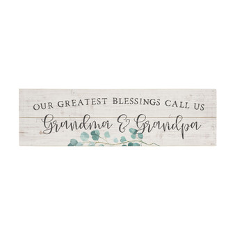 Our Greatest Blessings PER - Vintage Pallet Board