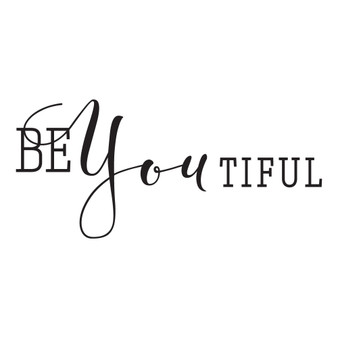 BeYOUtiful - Wall Design
