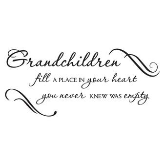 Grandchildren - Wall Design