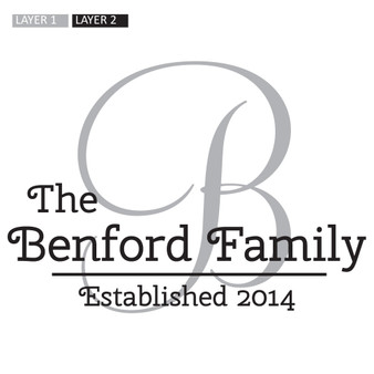 Benford Family - Wall Design