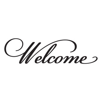 Welcome - Wall Design
