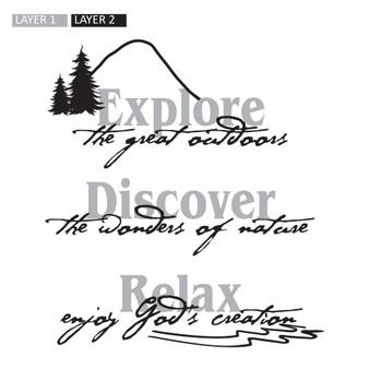 Explore - Wall Design