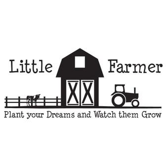 Little Farmer - Wall Design