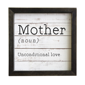 Mother Definition PER - Rustic Frame