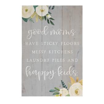 Good Moms - Rustic Pallet