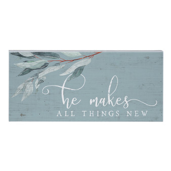 He Makes All Things - Inspire Board