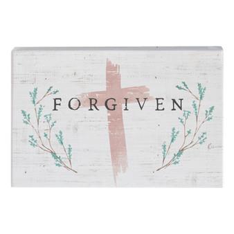 Forgiven - Small Talk Rectangle