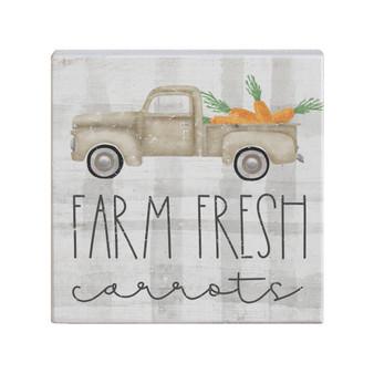 Farm Fresh Carrots - Small Talk Square