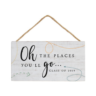 Oh the Places PER - Petite Hanging Accent