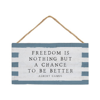 Freedom - Petite Hanging Accent