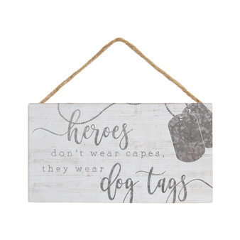 Heroes Wear - Petite Hanging Accent