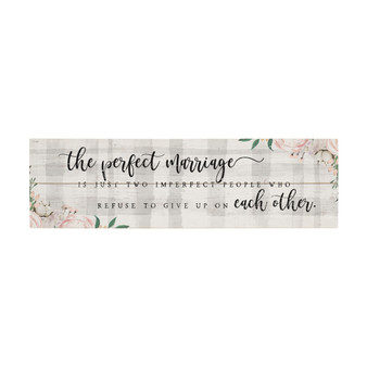 Perfect Marriage - Vintage Pallet Boards