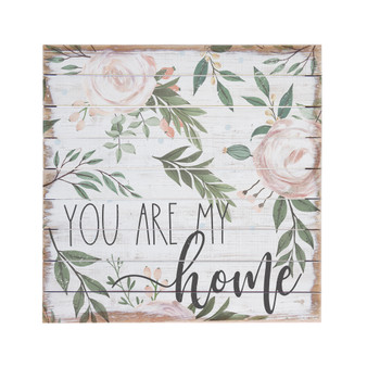 You Are My Home - Perfect Pallet