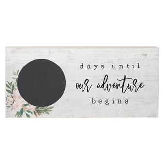 Adventure Begins - Chalk Talk