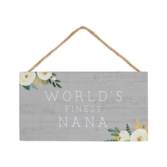 Worlds Finest PER - Petite Hanging Accent