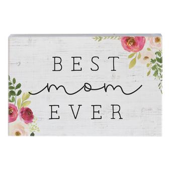 Best Mom PER - Small Talk Rectangle