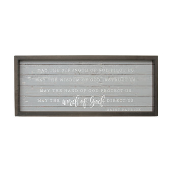 May The Strength - Farmhouse Frames