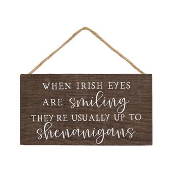 Irish Eyes - Petite Hanging Accent