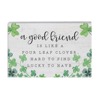 Good Friend - Small Talk Rectangle