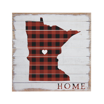 Buffalo Plaid STATE - Perfect Pallet