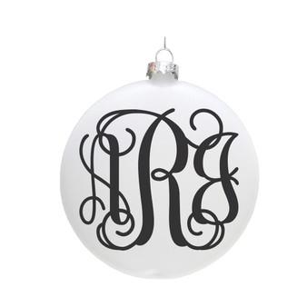 Initials PER - Ornament