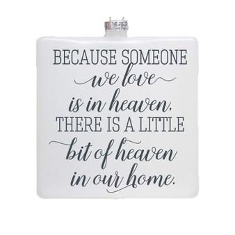 Heaven - Ornaments